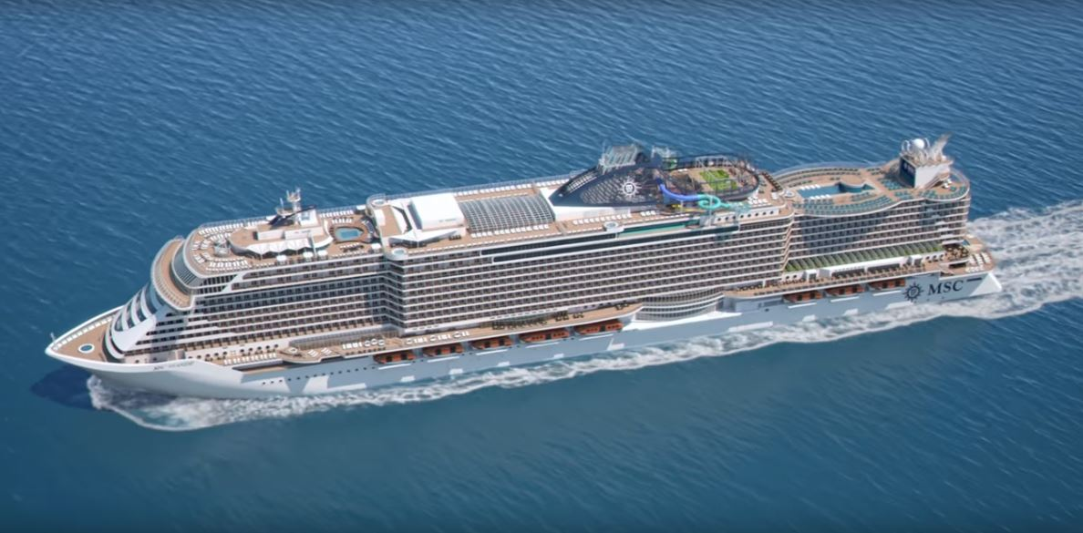 I105797 shipdata msc seaside
