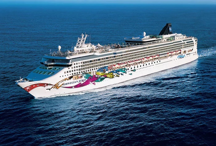 I360 shipdata norwegian jewel